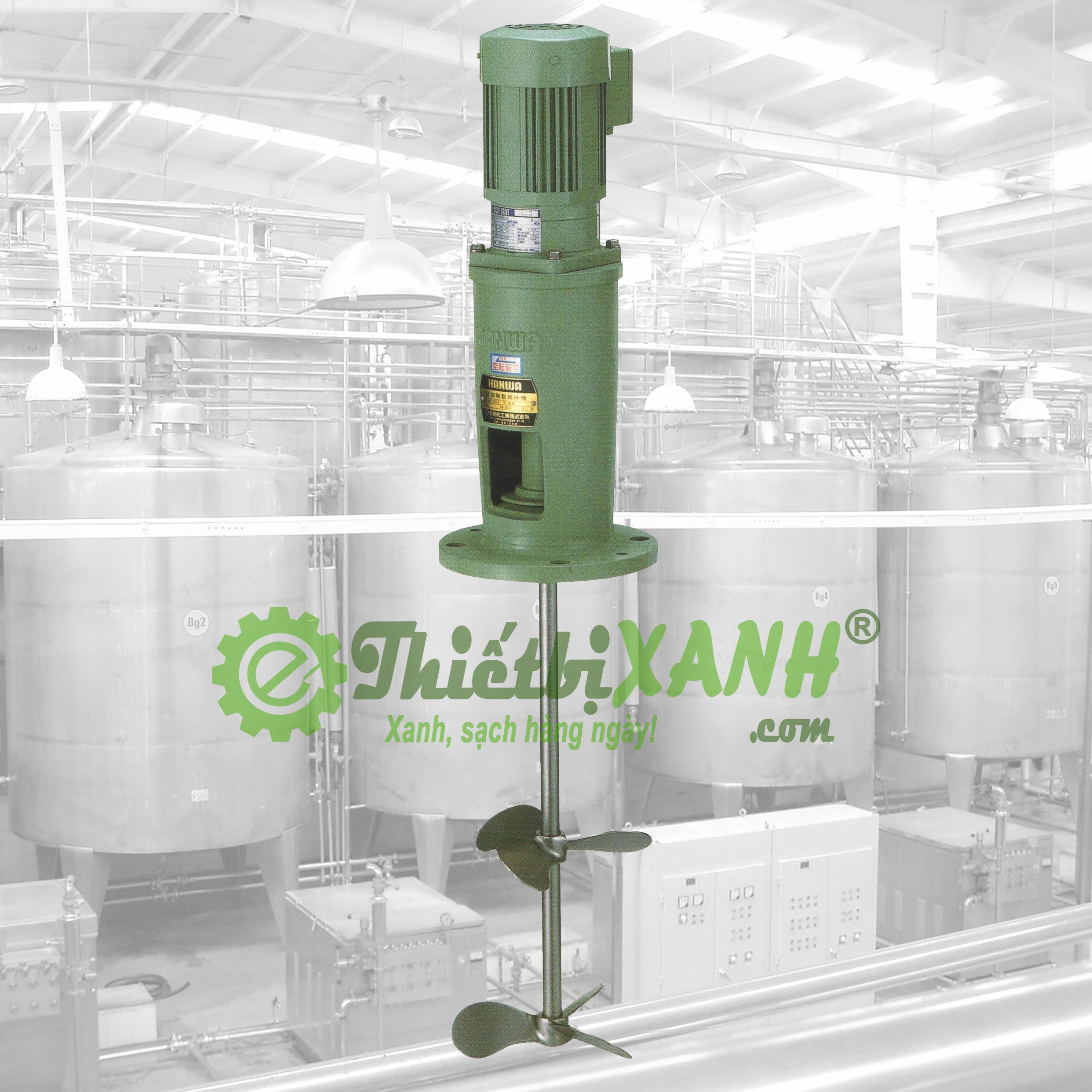 Máy khuấy Hanwa HP-500